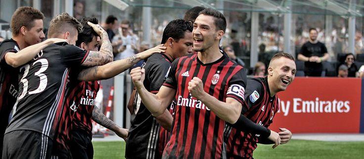 HIGHLIGHTS: Milan 4-0 Palermo