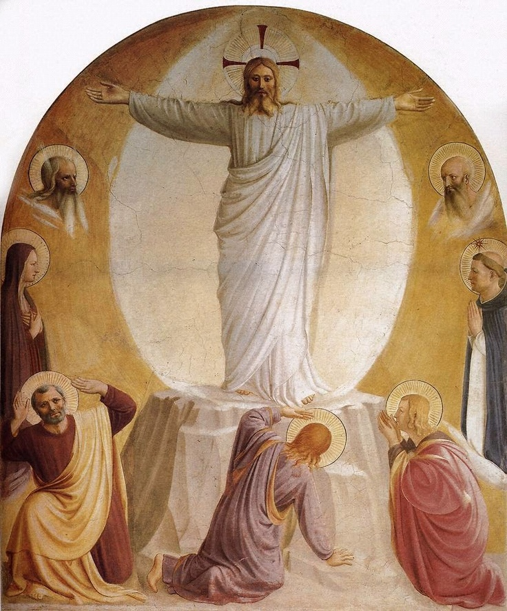 Resurrection of Christ and the Women at the Tomb by Fra Angelico