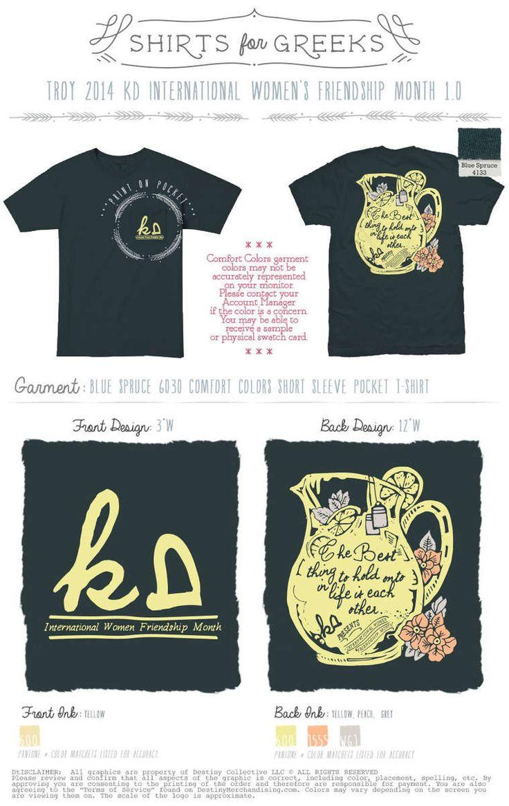 143 best t shirt ideas images on pinterest shirt ideas for Greek life shirt designs