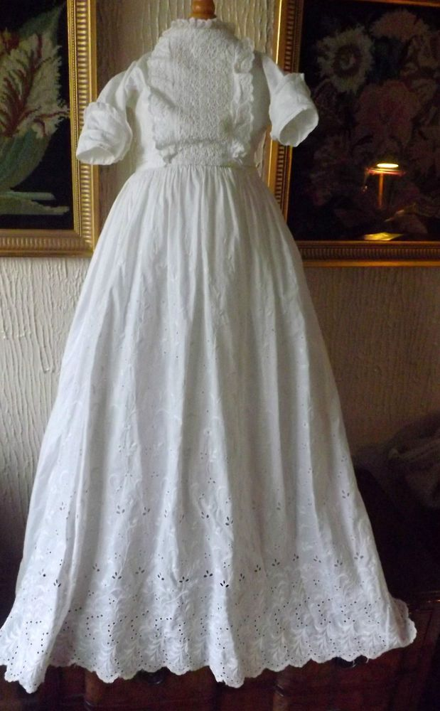 36 Best Ideas About Antique Christening Gowns On Pinterest