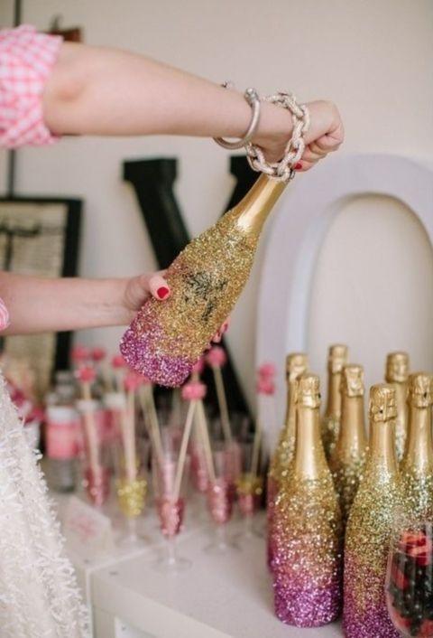 39 Glitzy And Glam Bridal Shower Ideas [ BookingEntertainment.com ] #BridalShower #events #entertainment