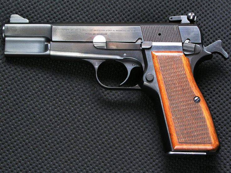 172 Best Browning Hi-Power Semi-automatic Pistol Images On