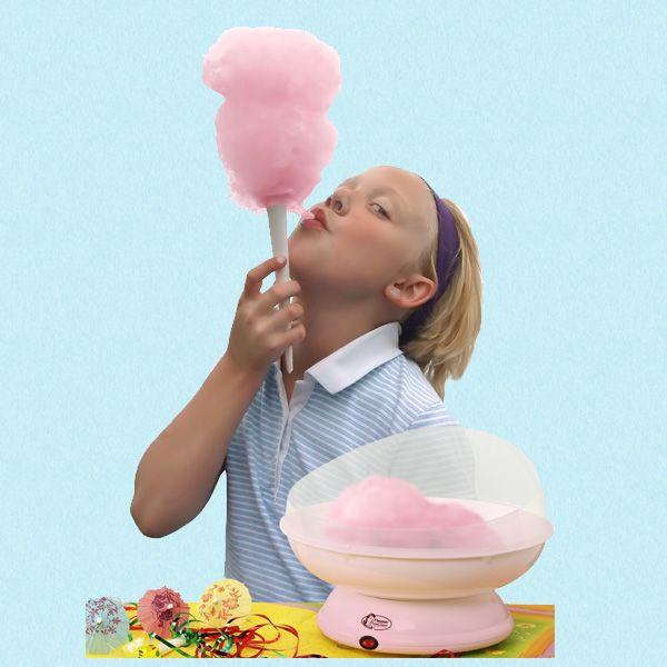 Sukkerspinn maskin i nydelig rosa! fra Ruth66. Om denne nettbutikken: http://nettbutikknytt.no/ruth66-no/