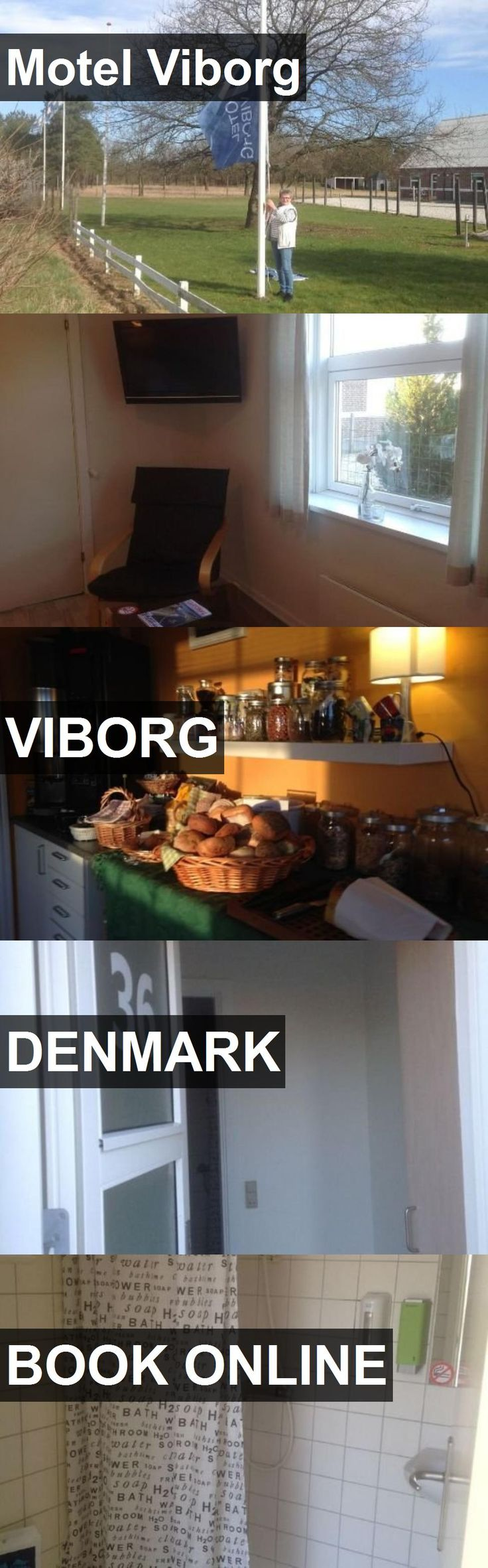 Hotel Motel Viborg in Viborg, Denmark. For more information, photos, reviews and best prices please follow the link. #Denmark #Viborg #travel #vacation #hotel