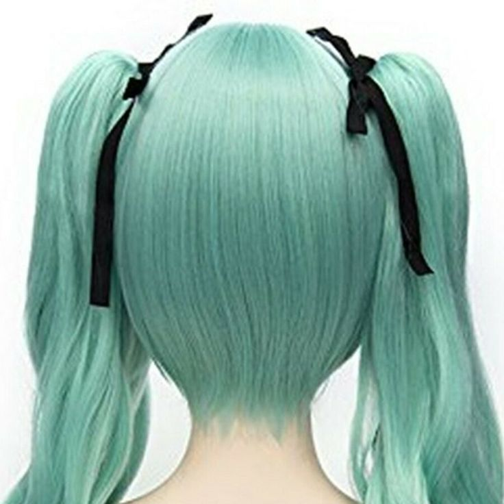 Details about 32 women double ponytail wig long curly