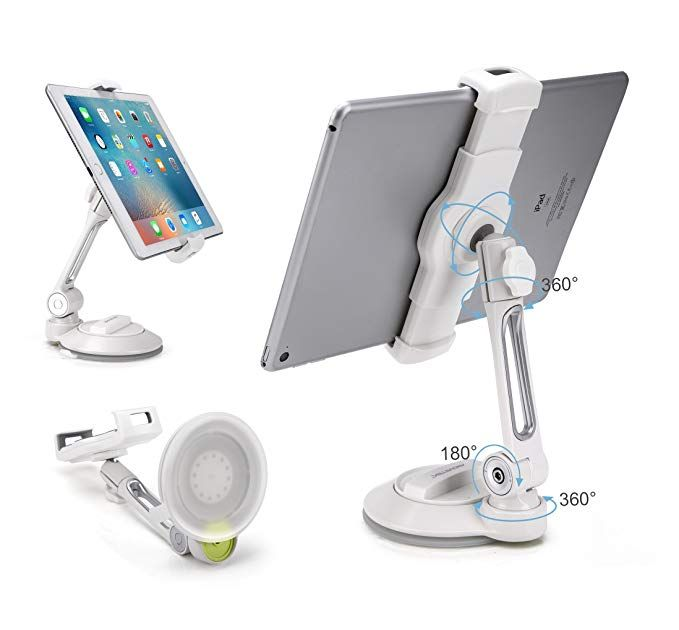 Mobile Phone Tablet Aluminum Desktop Stand Mount Holder iPad Air 2 3 4 5 Rack