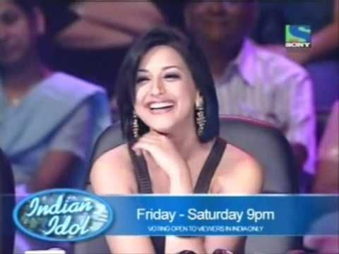 Sonu Nigam doing mimicry Indian Idol 4 - YouTube