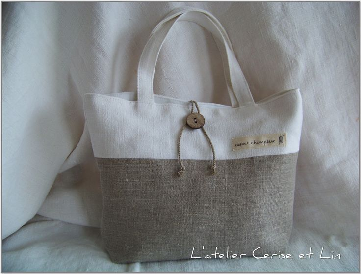 Très joli sac à coudre