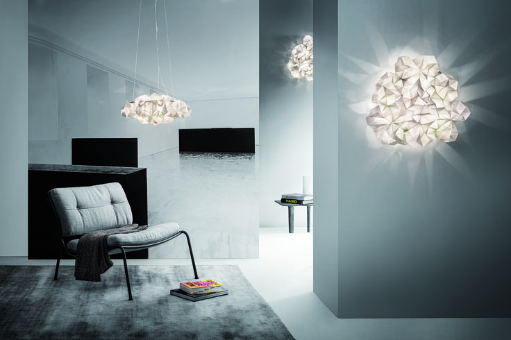 Drusa, design by Adriano Rachele - www.slamp.it