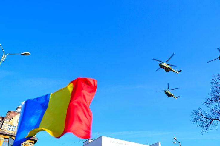 Tricolorul Romaniei (Romanian flag)