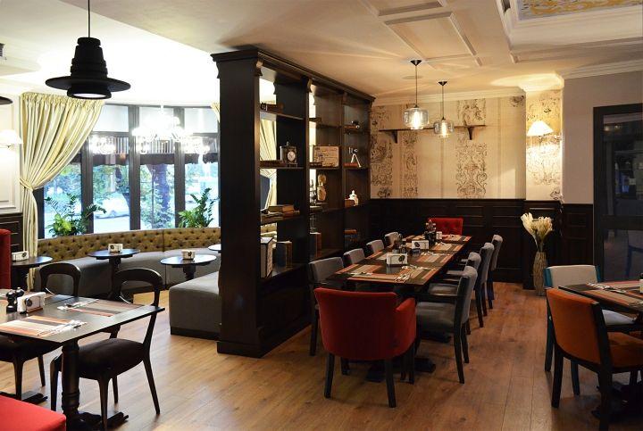 La samuelle restaurant by Creativ Interior Studio, Bucharest – Romania » Retail Design Blog