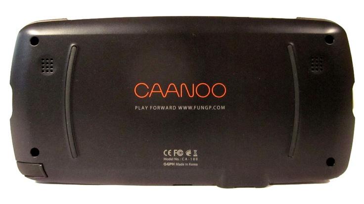 Back of the Caanoo