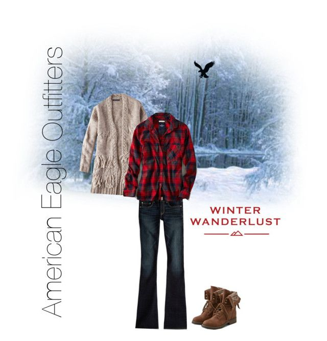 """American Eagle Outfitters"" by kim-mcculley ❤ liked on Polyvore featuring American Eagle Outfitters"