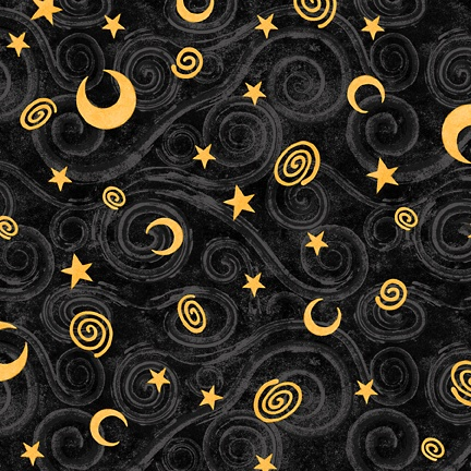 12 best images about moon and stars fabric on pinterest for Sun moon fabric