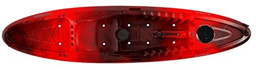 Perception Kayak Striker Red Tiger Camo, Black/Red, Size 11.5 ** Be sure to check out this awesome product.