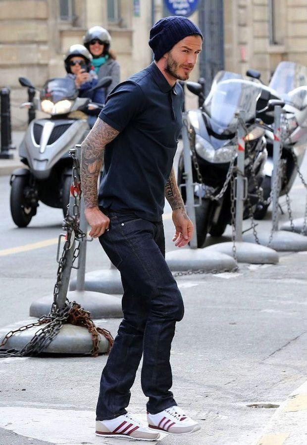 adidas superstar homme style