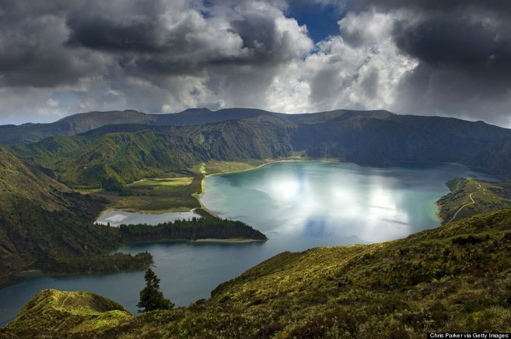 São Miguel Island has no shortage of gorgeous natural scenery. But Lagoa do Fogo…
