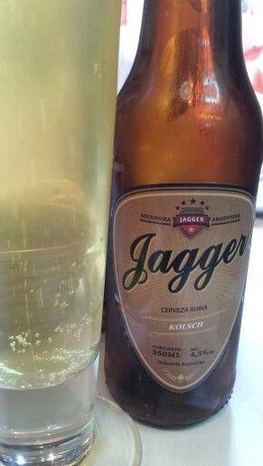 Beer from Mendoza, Argentina.