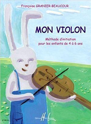 Françoise GRANIER-BEAUCOUR Mon violon