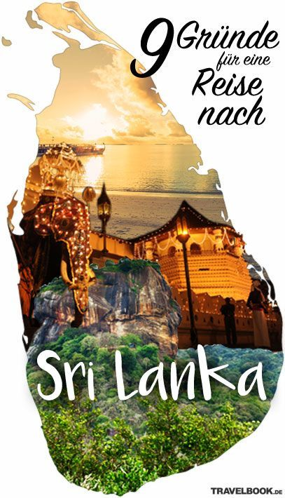 Sri Lanka ist eine der schönsten Inselstaaten der Welt. Das Land verzaubert mit seinen weißen Traumstränden, einer uralten Kultur und einer bewegten Geschichte. Neun gute Gründe, warum man unbedingt einmal dorthin reisen sollte.