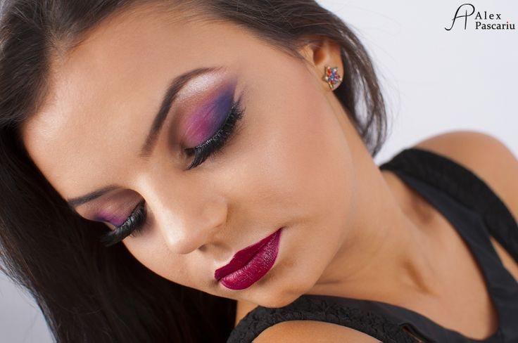 Iulia Mardare Make-up
