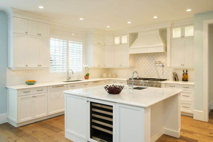 Executive cabinetry clean lines kitchen cabinets for Best product to clean wood kitchen cabinets