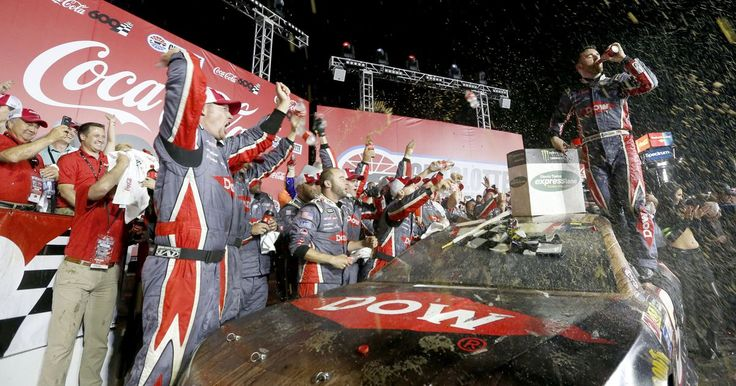 There was no shortage of torn up sheet metal and fiery crashes in the Coca-Cola 600 at Charlotte Motor Speedway. After a lengthy rain delay in Stage 2, the race spilled over into the early hours of Memorial Day. As Austin Dillon earned his first career Monster Energy Series victory and...