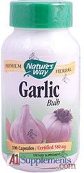 Garlic Bulb, 100 Capsules - http://trolleytrends.com/health-fitness/garlic-bulb-100-capsules