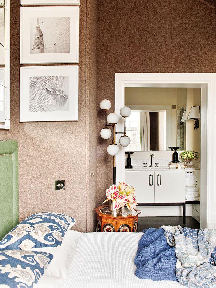 Красивый интерьер квартиры в Лондоне фото 11