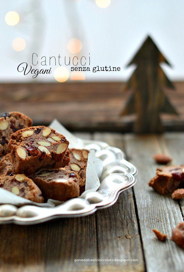 PANEDOLCEALCIOCCOLATO: Cantucci Vegani Glutenfree Raccolta di Dicembre #vogliadi #natale