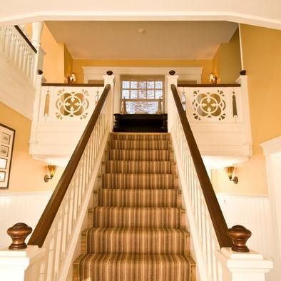 Best Interesting Railing Medallions Staircase Design 640 x 480