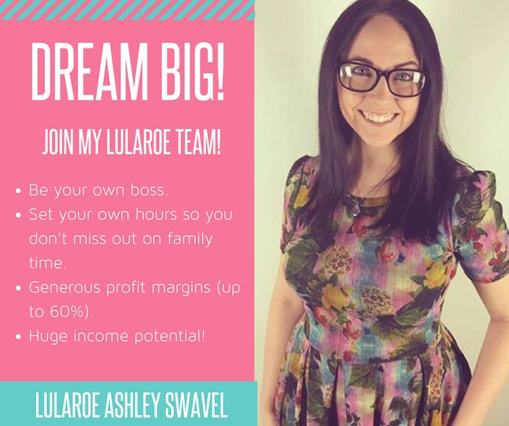 Calling all dreamers!  Did you know... you're under no obligation to officially join LuLaRoe even if you turn in your paperwork? Turning in paperwork simply puts you in the queue, or a waitlist, that takes anywhere from 6 to 8 weeks or more to get off of. You won't spend a dime until you are off the waitlist and even then you can tell them you've changed your mind or you need more time. We are growing FAST with over 10,000 people on the waitlist right now. Hurry and get your name on th