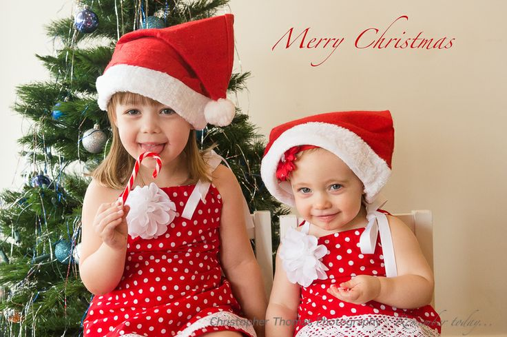 Christopher Thomas Photography, Merry Christmas, Christmas Portrait