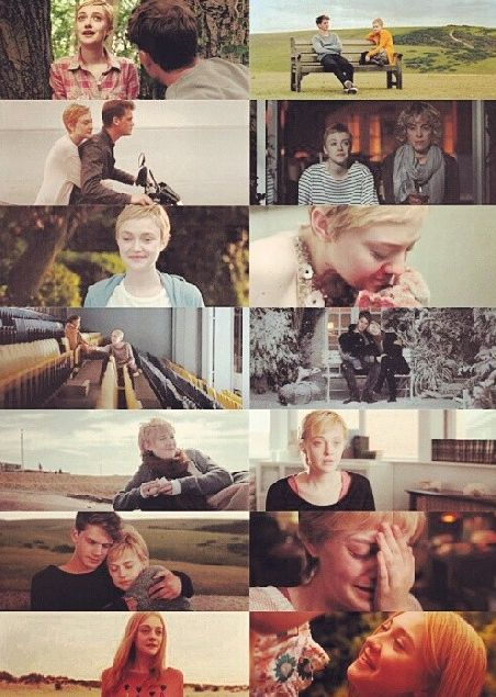 'Now Is Good' an amazing book and movie... had me crying in both. If you have not read or seen the movie, I recommend them both.