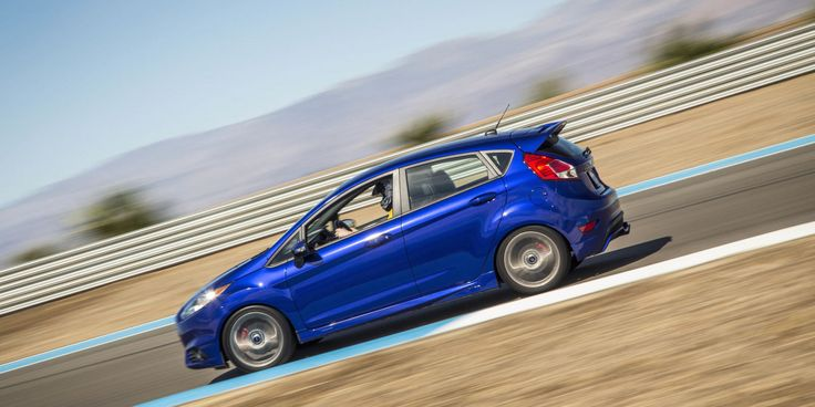 The Next Ford Fiesta ST Could Get a Hot-Rodded 1.0-Liter Three-Cylinder