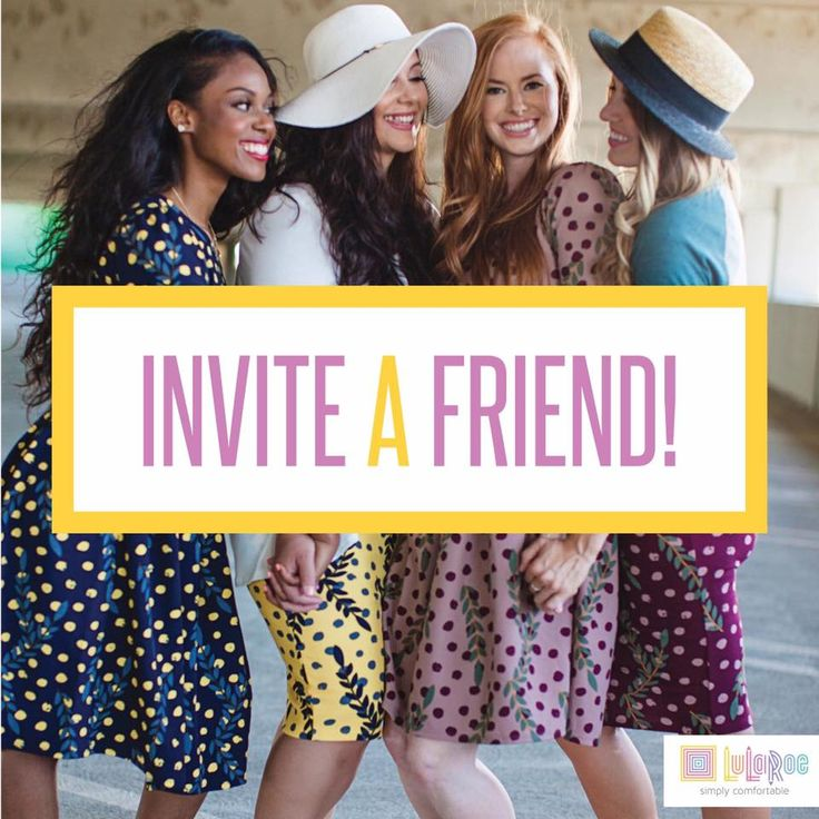 19 best images about LuLaRoe: Invite Friends! on Pinterest ...