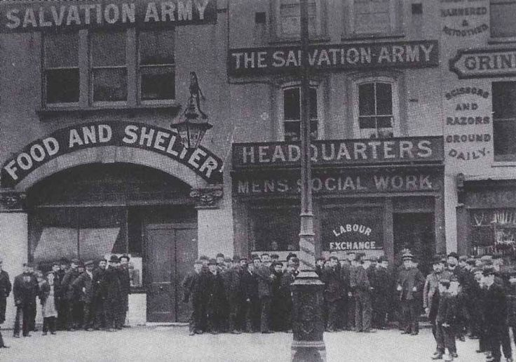 Salvation Army, Whitechapel