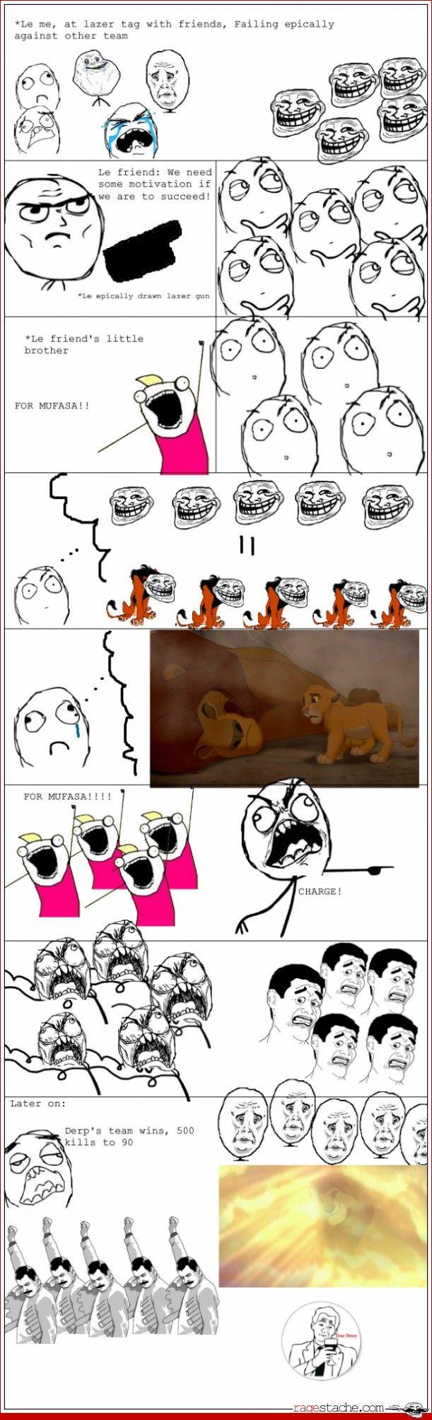 Mufasa the perfect reason to win