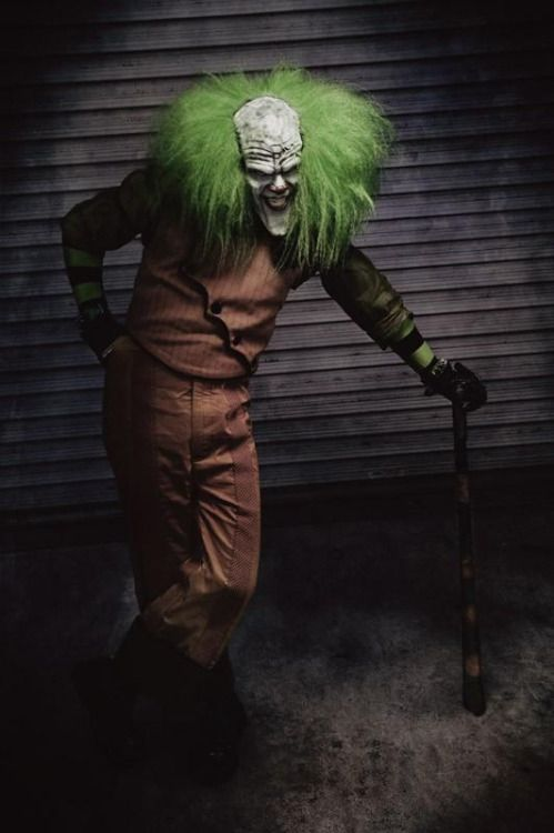 Scary Evil And Killer Clowns