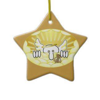 Angel Kilroy Ornament