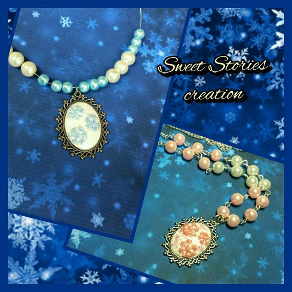 Check out this item in my Etsy shop https://www.etsy.com/listing/215090187/snowflake-cameo-necklace-christmas