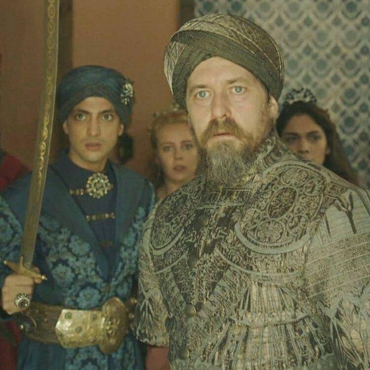 Zülfikar és Oszmán szultán