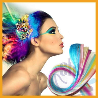 109 best glow run images on pinterest carnivals costumes and 1 x colored clip on in hair extensions 22 24 pmusecretfo Choice Image