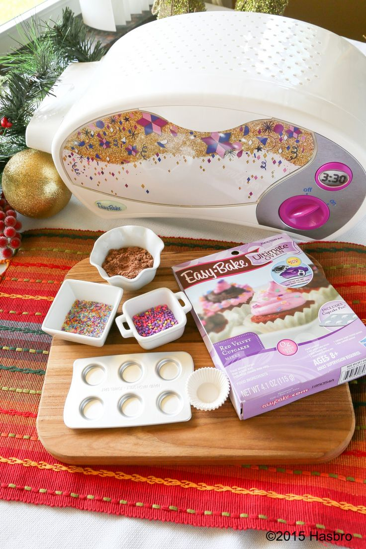 Give your child the Easy-Bake Ultimate Oven Baking Star edition and make their childhood dreams come true!  Oven comes with 1 brownie mix.  Other kits sold separately. #ad