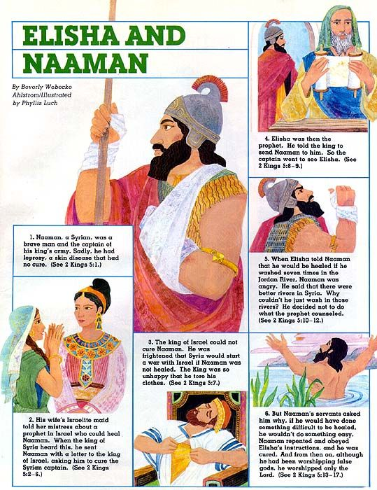 43 best church - bible - naaman images on pinterest | bible crafts ... - Bible Story Coloring Pages Naaman