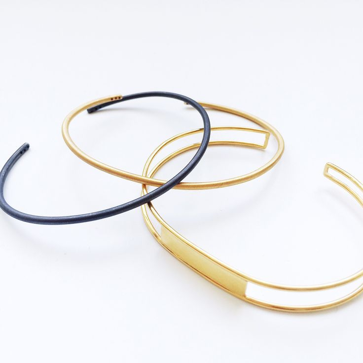 Bangles gallore <3  http://shop.leawinberg.dk/collections/bracelets
