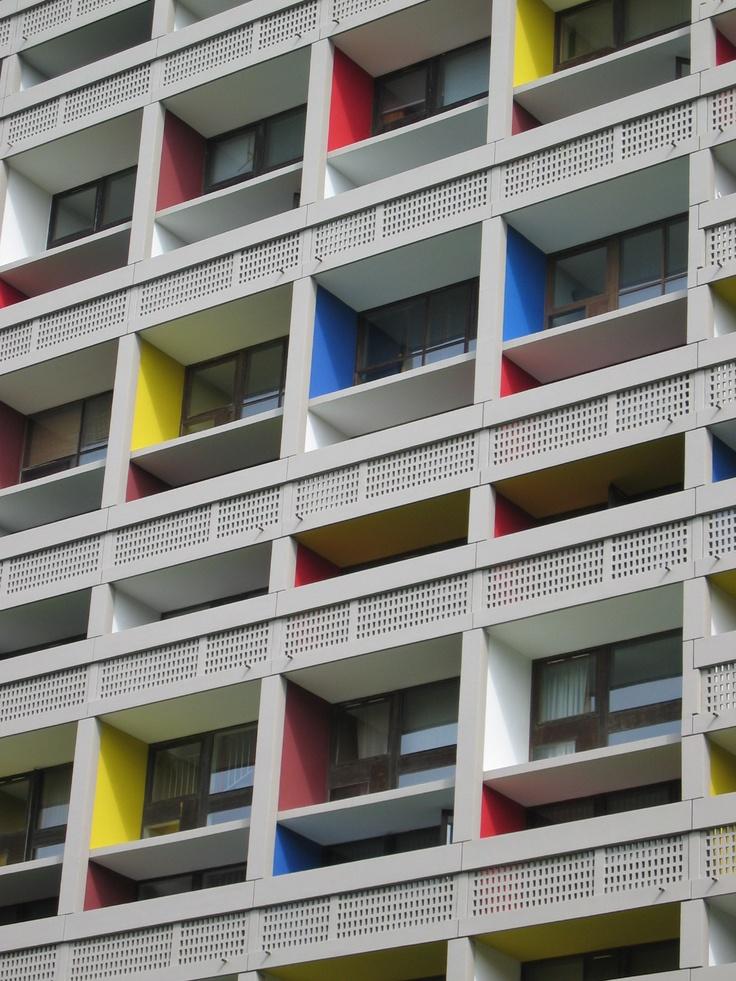 17 best images about le corbusier on pinterest moma exhibitions and pierre - Unite d habitation dimensions ...