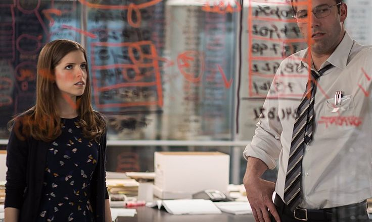 'Pitch Perfect 3' Actress Anna Kendrick Admires 'The Accountant' Co-Star Ben…