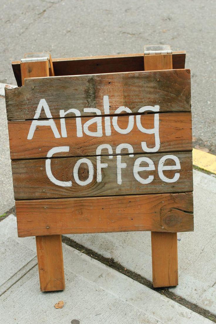 SEATTLE WA - CAPITOL HILL - Analog Coffee in Seattle, WA Capitol Hill