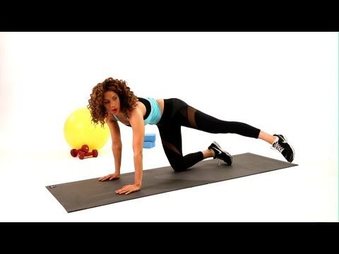Exercises for Thighs: Inner Thigh Leg Lifts | Thighs Workout for Women